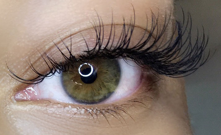 Classic Eyelash Extension By Caylen In Houston Tx 77002