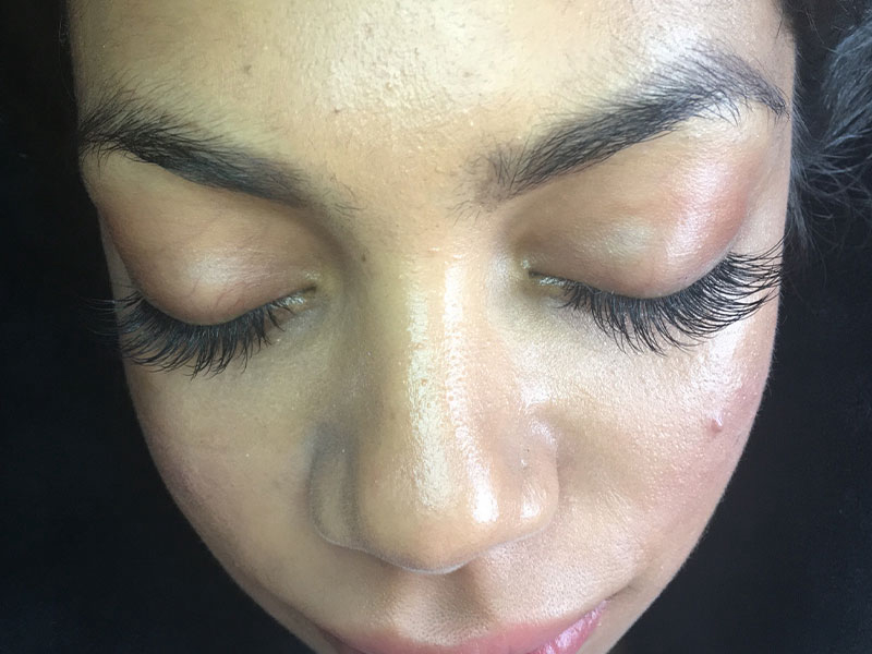 Lash Extension In The Woodlands Tx