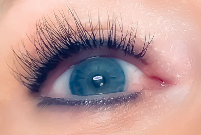 lash extensions before after houston tx 77065