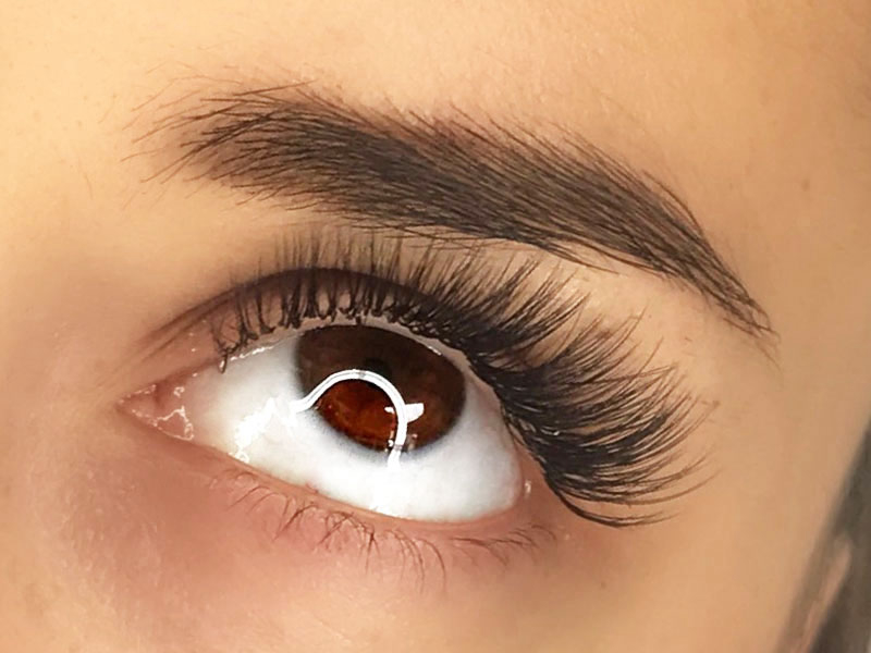 Lash Extensions In The Heights Houston Tx 77018