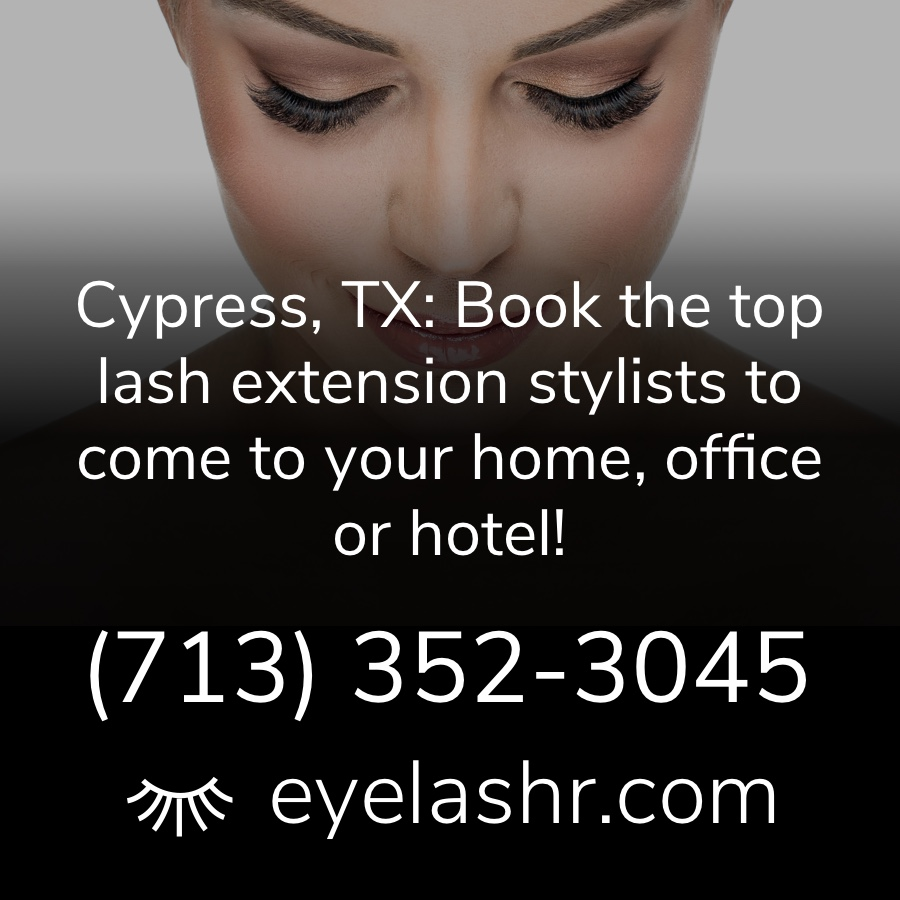 eyelash extensions in cypress tx